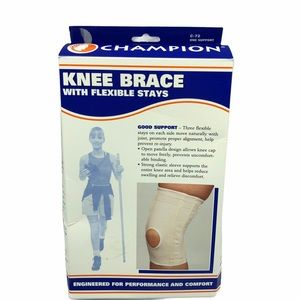 CHAMPION Knee Brace with Hor-Shu Support Pad